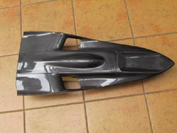 ESSENZ Racing MONO2  Carbon Fiber  Boat Hull
