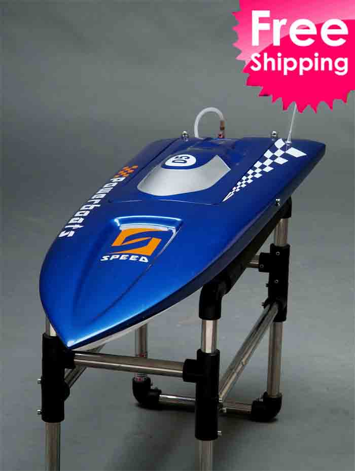 EP Fibreglass Mono 2 Deep-vee Arowana Racing Boat Only Hull