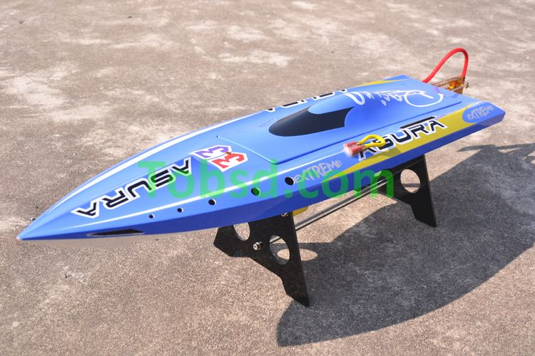 Mono2 Fiber Glass Resin Asura Boat ARTR Rc Ship
