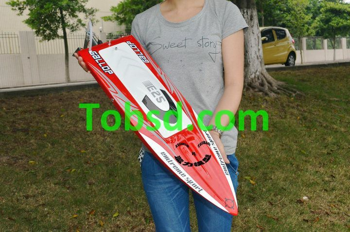 26 inch Monsoon EP Fibreglass Mono1 ARTR Racing Boat