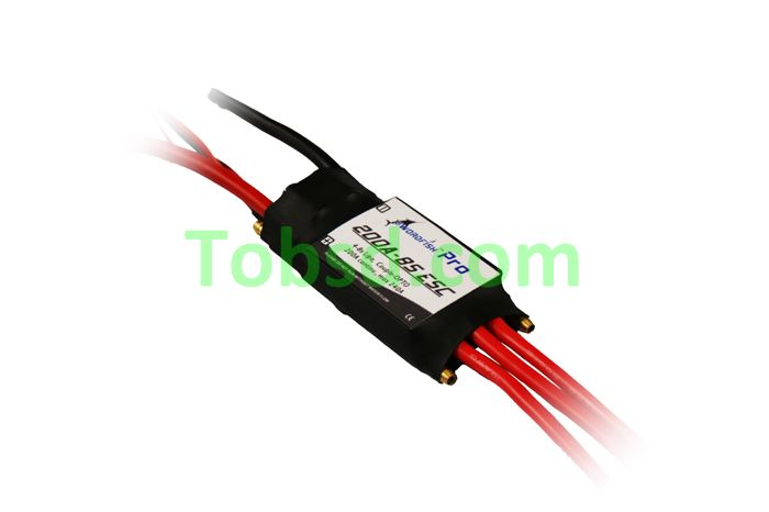 Swordfish 200A 8S Water Cool Brushless Motor ESC for Boat