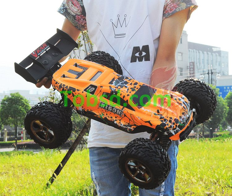 1/10 Bison Truggy 4WD 2.4G High Speed Radio Remote control RC RTR Truck Car Off Road 70km/h