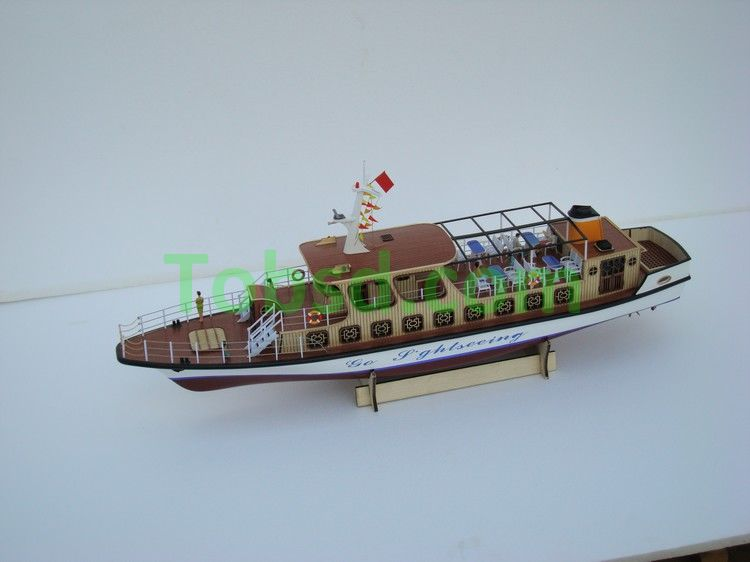 RC Sea Wind boat ARTR